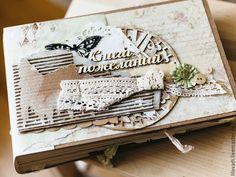 """Купить Свадебная книга пожеланий """"Наша история"""" - комбинированный, гостевая книга пожеланий, гостевая книга"""