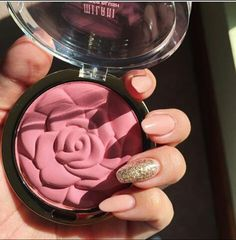 blush, makeup, and beautiful image