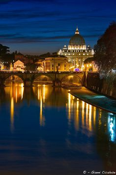 Nights in Rome,Italy