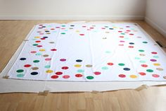Confetti Table Cloth