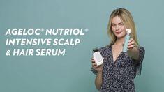 Nu Skin | ¿Cómo usar el sistema ageLOC Nutriol? Nu Skin, Hair Serum, Youtube, Women, Spa Facial, People, Women's, Youtubers, Youtube Movies
