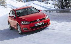 VW Golf 4Motion 2014
