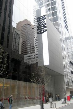 New York - MoMA - The Museum of Modern Art (MoMA) was founded in 1929 and is often recognized as the most influential museum of modern art in the world.