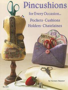Pincushions For Every Occasion: Pockets, Cushions, Holder... https://www.amazon.com/dp/1574216015/ref=cm_sw_r_pi_awdb_x_spDPybPT2EVDW