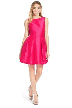 Soprano Bow Back Fit & Flare Dress, $58, nordstrom.com   - Seventeen.com