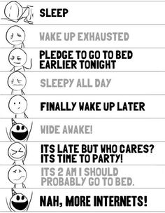 This is so an accurate yet sad account of my life right now. lol