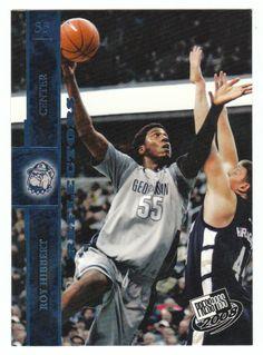 Roy Hibbert # 14 - 2008 Press Pass Basketball Reflector