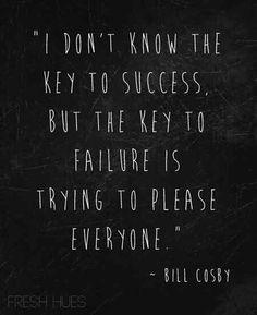 Bill Cosby quote