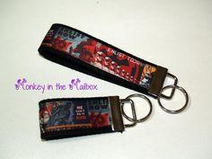 Star Wars Key Fob Key Chain Key Ring Key by MonkeyintheMailbox