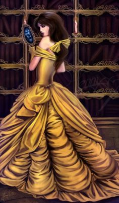Belle painting