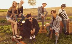 Big Bang for Vogue Korea (July 2015) [PHOTO] - bigbangupdates