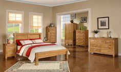 Bedroom Amazing Natural Uk Light Wood Oak Sets Furniture With Wooden Floor Picture