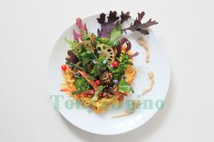 Raw Forest Spring Vegetable Basket