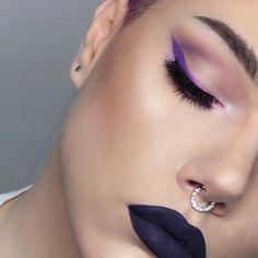 Pin for Later: Mit diesem Trick hält euer Cat Eye Makeup die ganze Nacht