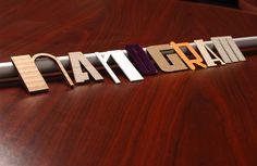 Nanogram Letters by nanogram.studio, via Flickr