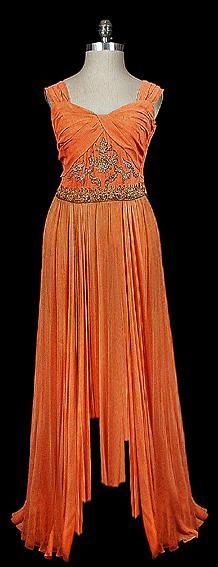Dress 1920's  The Frock.