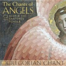 THE CHANTS OF ANGELS CD