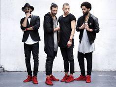 """Distorted People präsentiert: Der """"Son of Blades"""" Sneaker (+ Verlosung)"""