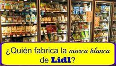 ¿Quién fabrica la marca blanca de Lidl? http://www.ahorradoras.com/2016/08/quien-fabrica-la-marca-blanca-de-lidl/ #ahorro #ahorradoras #ahorrar
