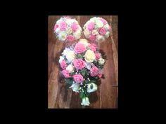 The Bee's Flower Shop wedding flowers Part 1