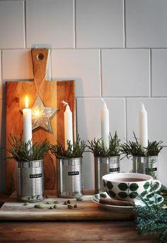 Ljusstakar Hemmafix – Husligheter
