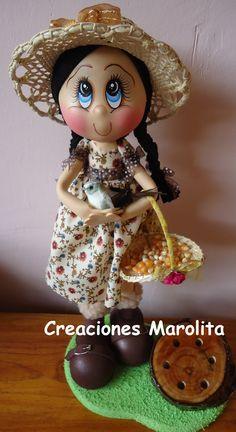 MAROLITA BIENVENIDOS - :-) CREACIONES