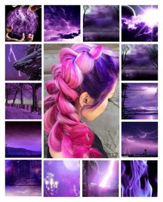 """""""Purple"""" by yummyismyname ❤ liked on Polyvore featuring beauty"""