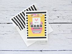 "Illustrated Faith ""Bright & Brave"" Collection Card with Stephanie! 