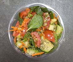 Great information on what to eat during a 10 day raw food cleanse + daily recipes!