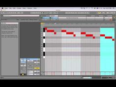 Ableton Live 9 Tutorial: How to Layer melodies from chords - YouTube