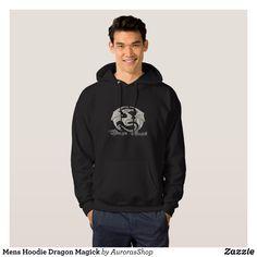 Mens Hoodie Dragon Magick - Stylish Comfortable And Warm Hooded Sweatshirts By Talented Fashion & Graphic Designers - #sweatshirts #hoodies #mensfashion #apparel #shopping #bargain #sale #outfit #stylish #cool #graphicdesign #trendy #fashion #design #fashiondesign #designer #fashiondesigner #style