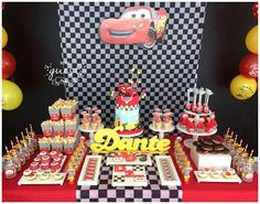 346 Best Disney Cars Party Ideas Images In 2019 Disney Cars Party