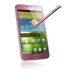 Samsung Electronics introduces pink colored Galaxy Note. Galaxy Note has been hailed by the customers as a smart mobile device of a new concept, selling more than 5 million units calculated from the supply side.    삼성전자, '갤럭시노트 핑크' 출시    삼성전자가 새로운 컬러의 갤럭 Siêu thị điện máy HC giá rẻ chất lượng hàng đầu việt nam  http://hc.com.vn/dien-tu/tivi-led.html