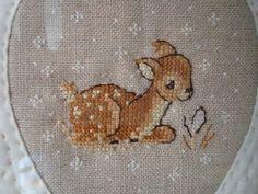 Little fawn in the snow | von Gingini22