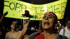 Vino y girasoles...: Brasil: Ya no es una democracia.