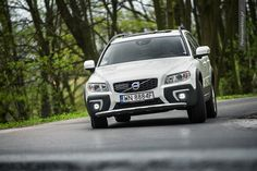 Volvo XC70 D4 FWD Summum Inscription rolling in corner. More pisc @ http://premiummoto.pl #volvo #xc70