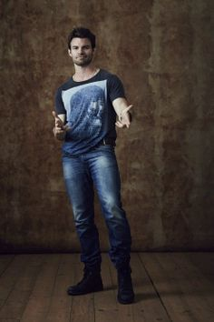 The Originals - Elijah, played by Daniel Gillies