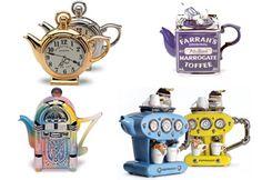 more tea pots