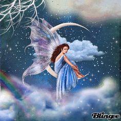 Nightly Fairy Animiertes Gif, Fairy Wallpaper, Enchanted Fairies, Autumn Fairy, Dragons, Fantasy Art Women, Fairy Pictures, Cute Fairy, Jesus Art