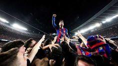 Esta foto de Messi supera los 65 millones de visualizaciones en redes sociales