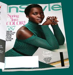 InStyle Mag587 FRESH IDEAS TO UPDATE YOUR LOOK & YOUR HOMEApril 2016 | eBay