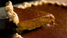 Pumpkin pie made with canned pumpkin is all well and good, but pumpkin pie made with fresh butternut squash purée is even better. (Photo: Andrew Scrivani for The New York Times)