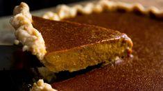 Brandied Pumpkin Pie by Melissa Clark