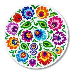 Hungarian Embroidery, Folk Embroidery, Embroidery Designs, Bordado Popular, Ethno Design, Folk Print, Polish Folk Art, Embroidery Techniques, Mandala Art