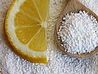 Come utilizzare l'acido citrico in casa
