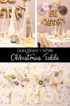 Christmas Table set