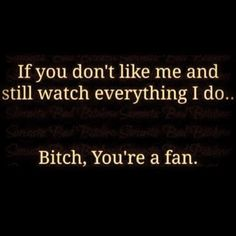 If You Hate Me I Dont Care Random Pinterest Quotes Sayings