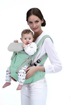Baby Carrier with Hip Seat 360 Positions Award-Winning Ergonomic Child and Newborn Seats Safe and Comfortable for Child for All Seasons Baby Carrier