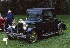 1927 Chrysler Four coupe