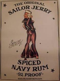 Sailor Jerry Pin Up Girls | sailor-jerry-spiced-navy-rum-poster-pin-up-tattoo_140483052738.jpg ...